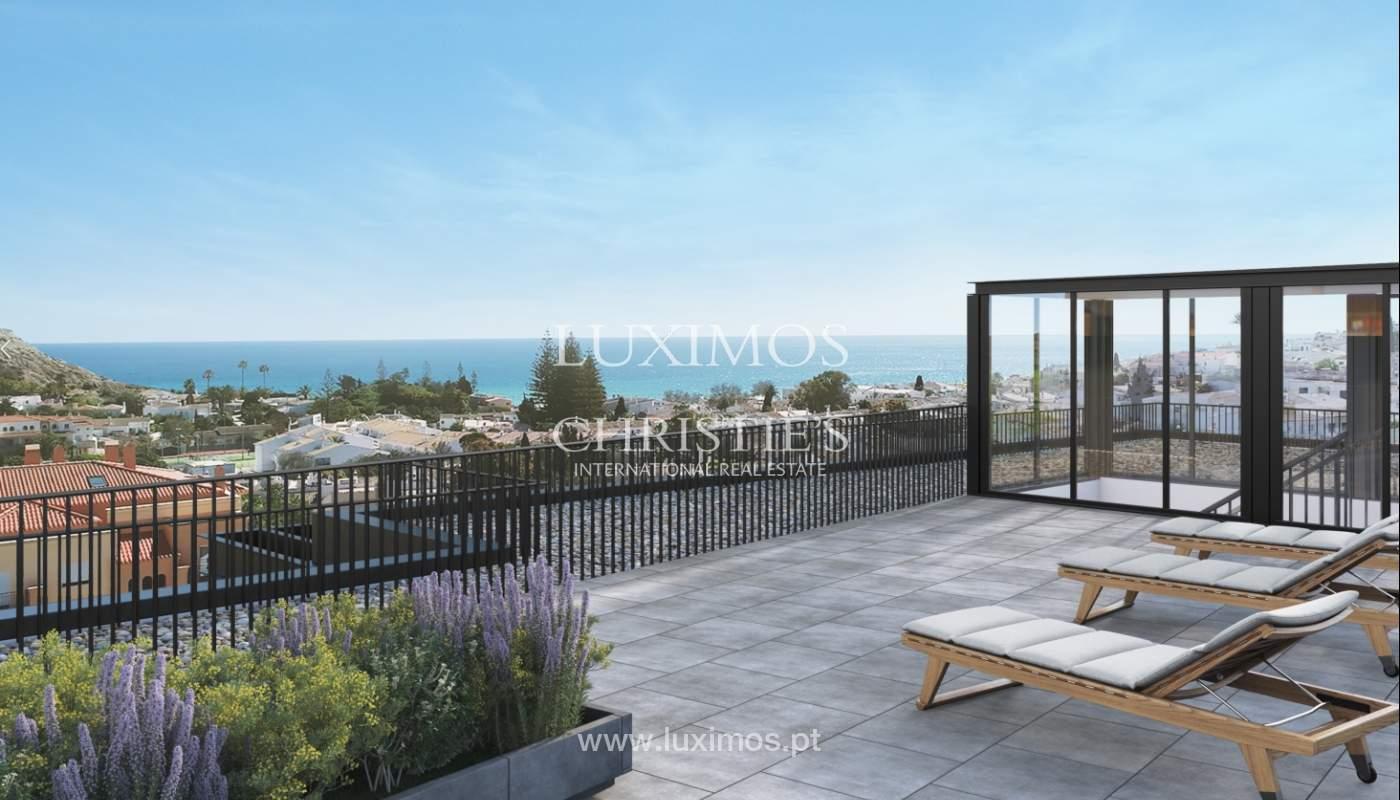 Apartamento nuevo de 1 dormitorio, en venta, en Praia da Luz, Lagos, Algarve_162954