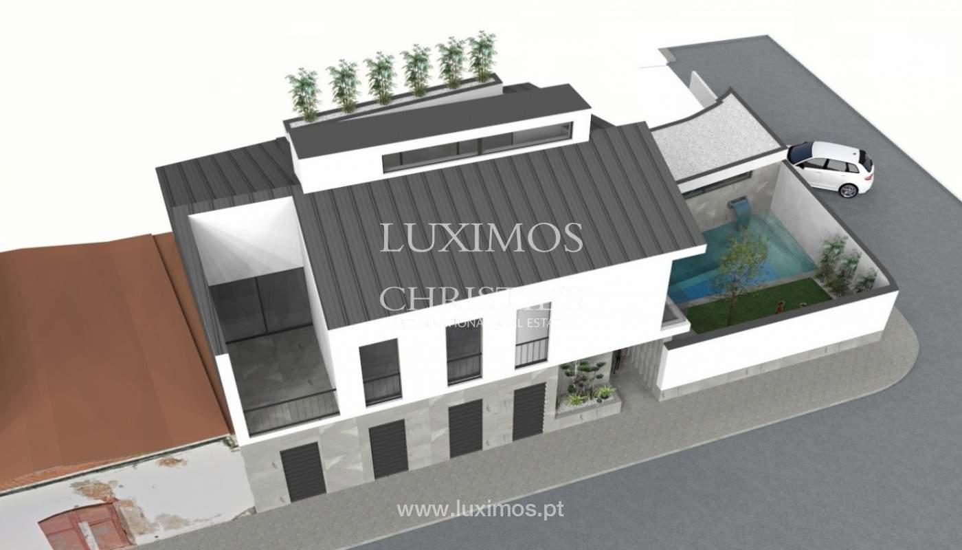 Zeitgenössische Villa mit 4 Schlafzimmern und Schwimmbad in Ferragudo._162991