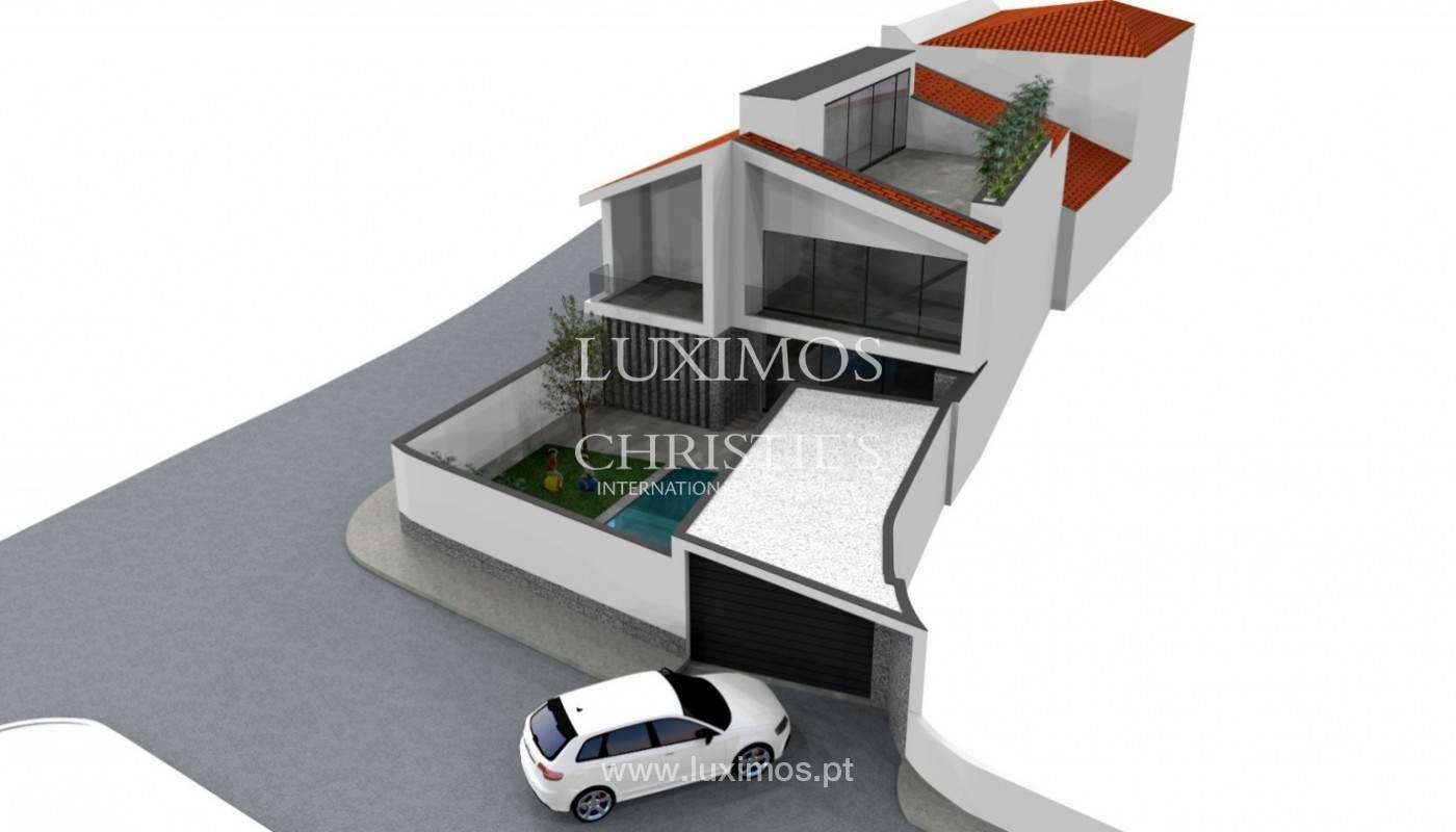 Zeitgenössische Villa mit 4 Schlafzimmern und Schwimmbad in Ferragudo._162994
