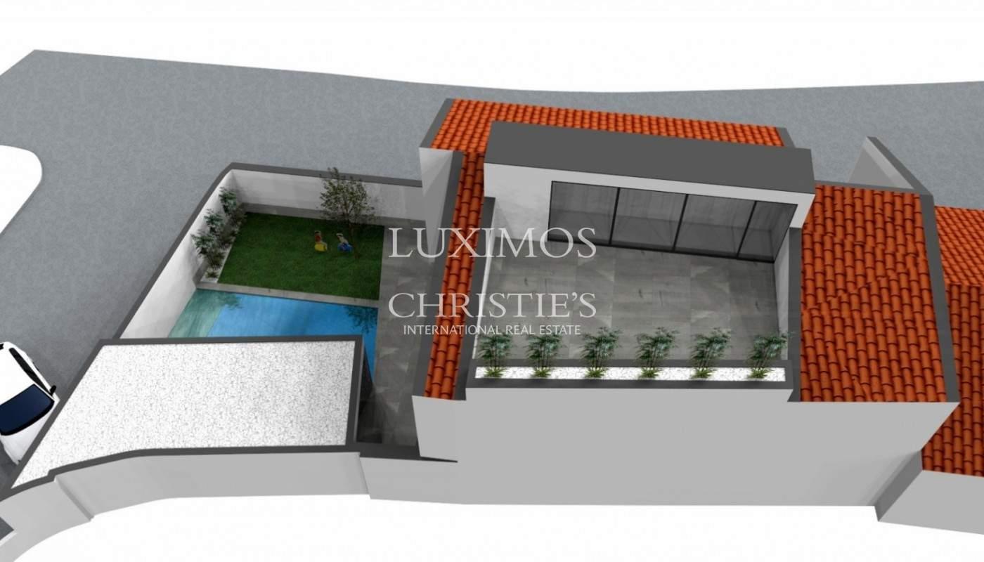 Zeitgenössische Villa mit 4 Schlafzimmern und Schwimmbad in Ferragudo._162995