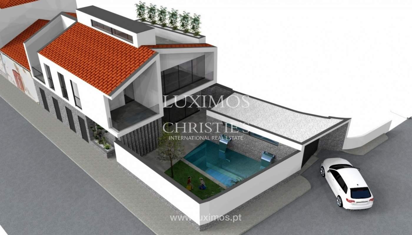 Zeitgenössische Villa mit 4 Schlafzimmern und Schwimmbad in Ferragudo._162996