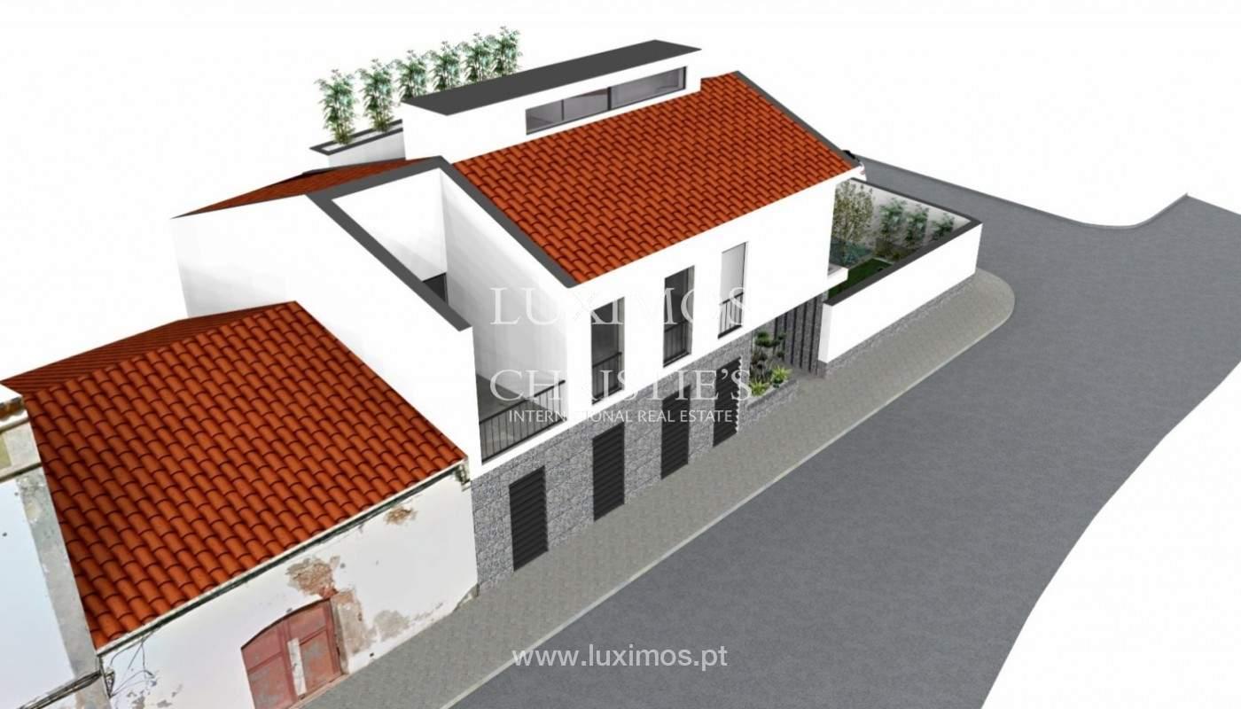 Zeitgenössische Villa mit 4 Schlafzimmern und Schwimmbad in Ferragudo._162998