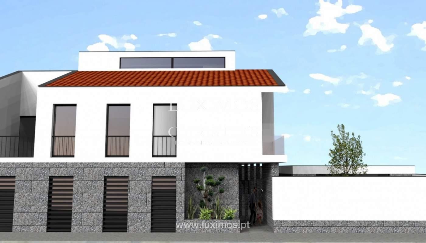 Zeitgenössische Villa mit 4 Schlafzimmern und Schwimmbad in Ferragudo._163001