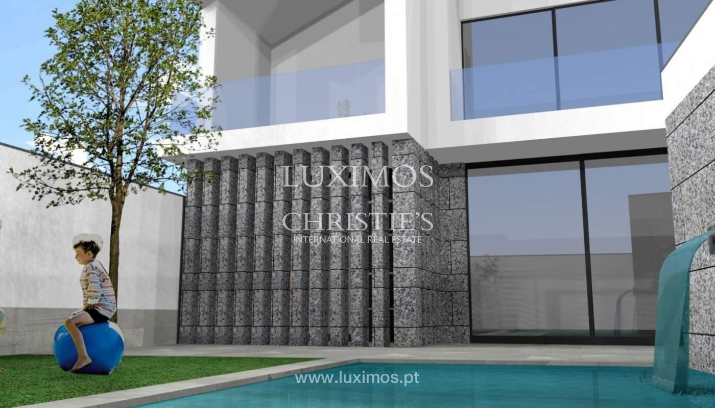Zeitgenössische Villa mit 4 Schlafzimmern und Schwimmbad in Ferragudo._163006