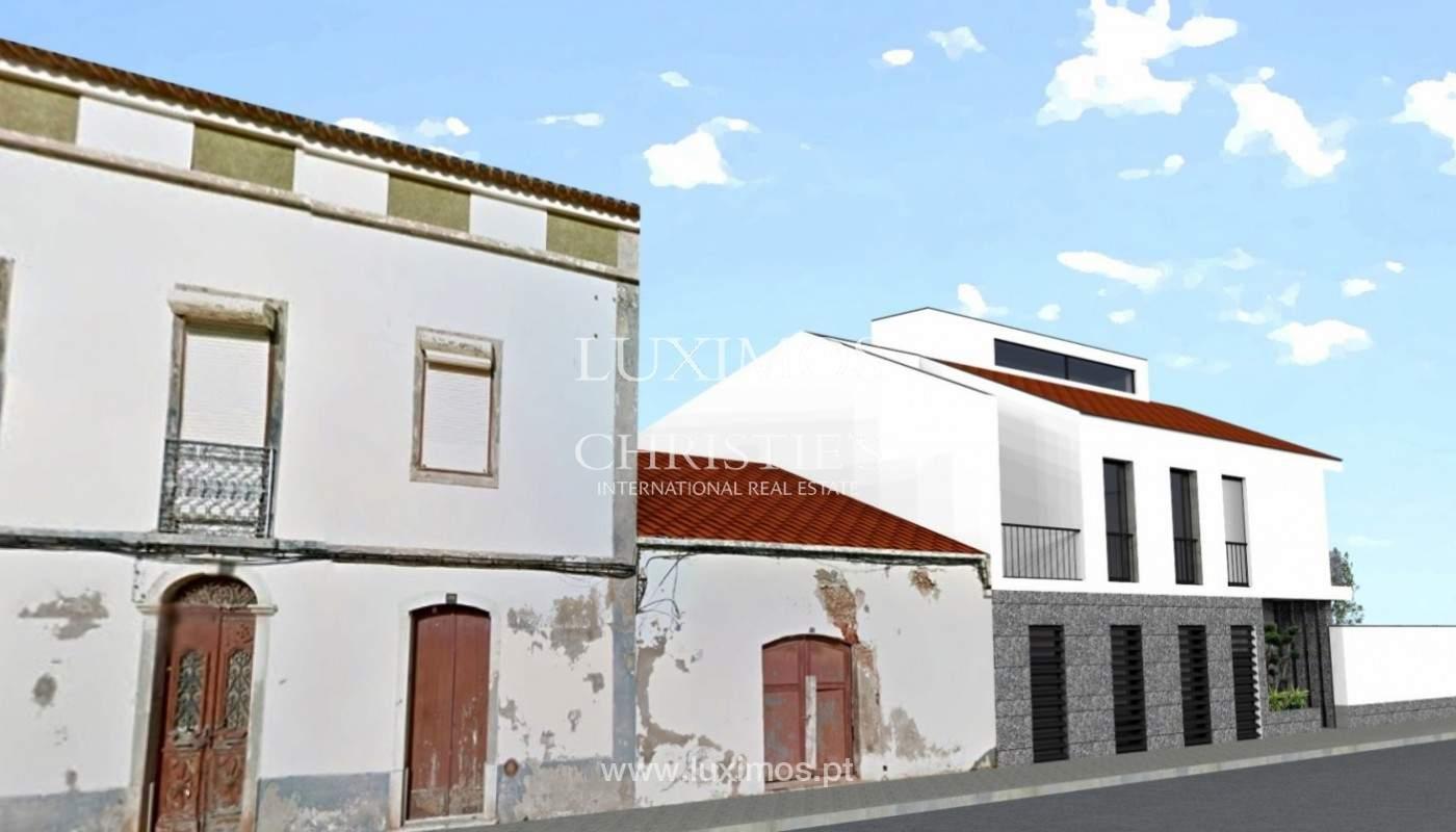 Zeitgenössische Villa mit 4 Schlafzimmern und Schwimmbad in Ferragudo._163010