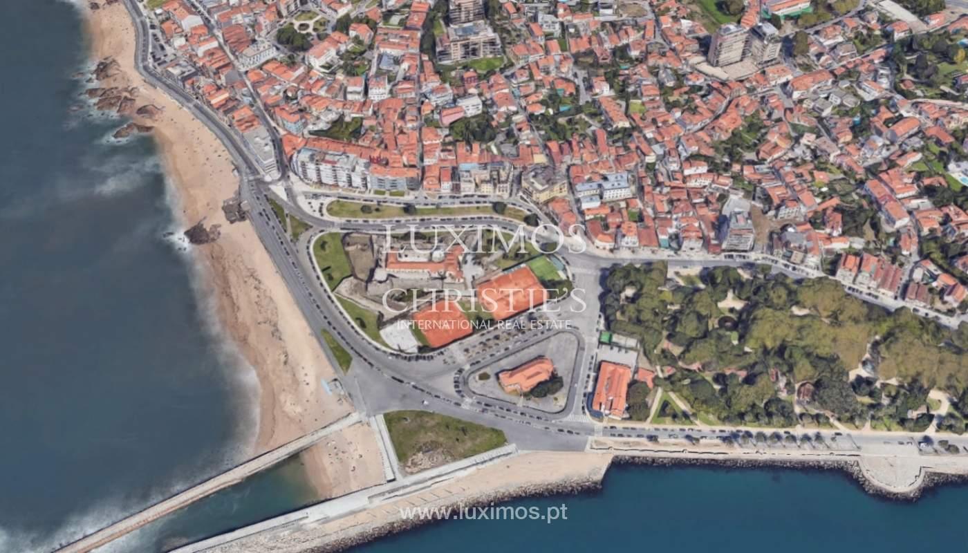 Neue Wohnung mit Patio, zu verkaufen, in Foz do Douro, Porto, Portugal_163014