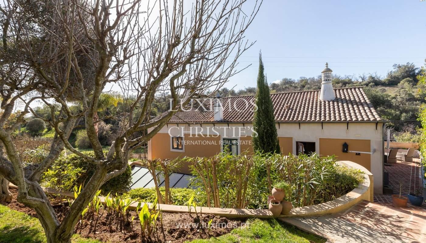 Fantastische Villa mit Garten und Pool und Gebäude für gewerbliche Tätigkeit, Algarve_163061