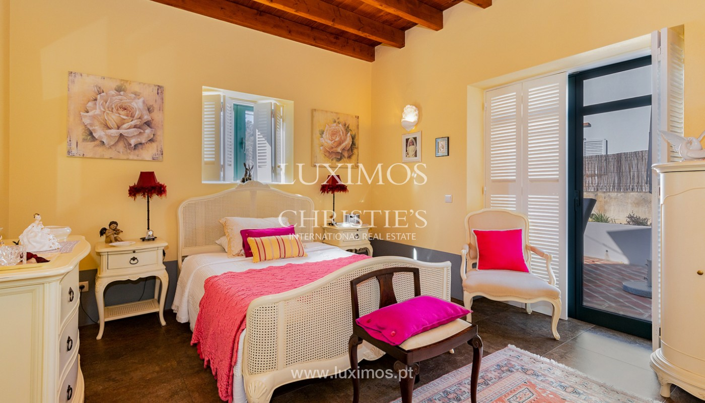 Fantastische Villa mit Garten und Pool und Gebäude für gewerbliche Tätigkeit, Algarve_163063