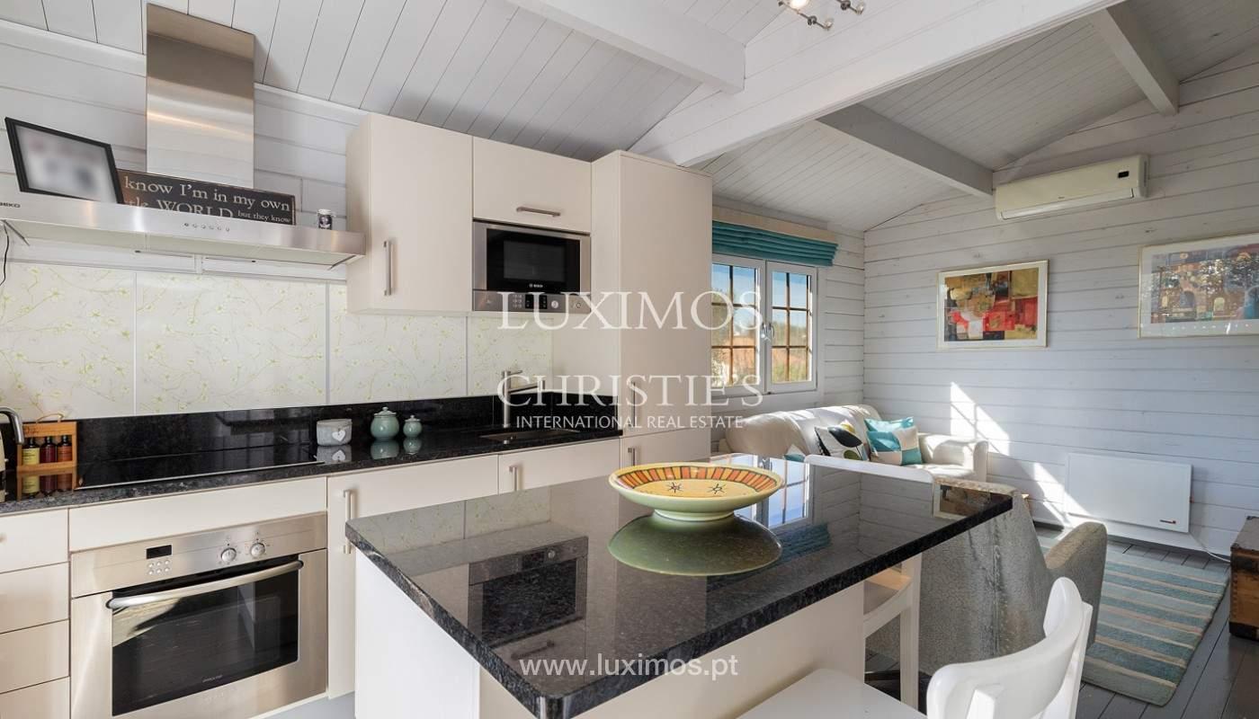 Fantastische Villa mit Garten und Pool und Gebäude für gewerbliche Tätigkeit, Algarve_163068