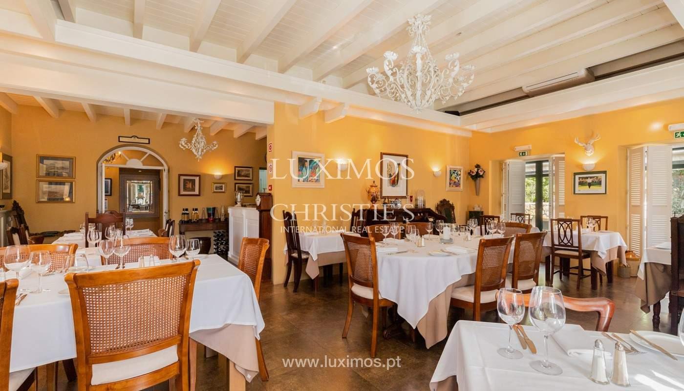 Fantastische Villa mit Garten und Pool und Gebäude für gewerbliche Tätigkeit, Algarve_163074
