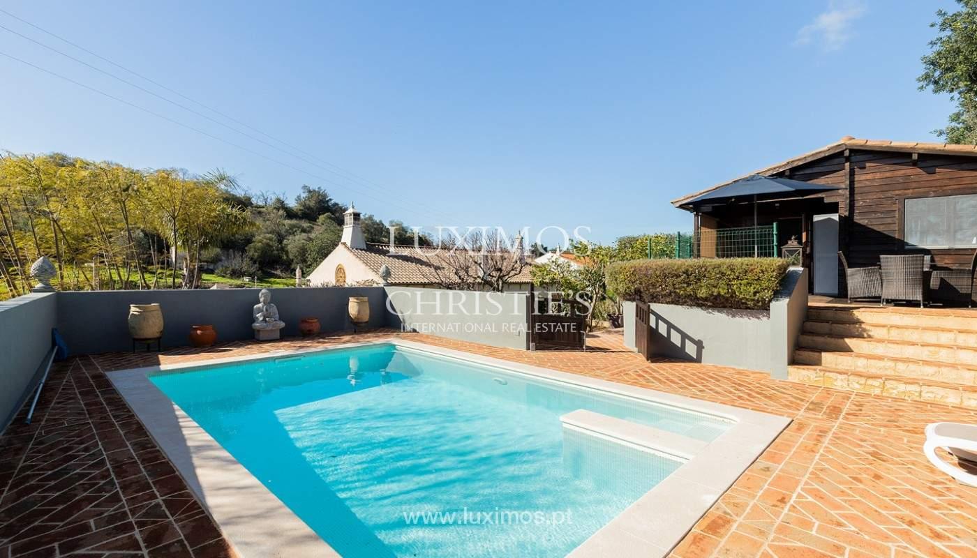 Fantastische Villa mit Garten und Pool und Gebäude für gewerbliche Tätigkeit, Algarve_163076