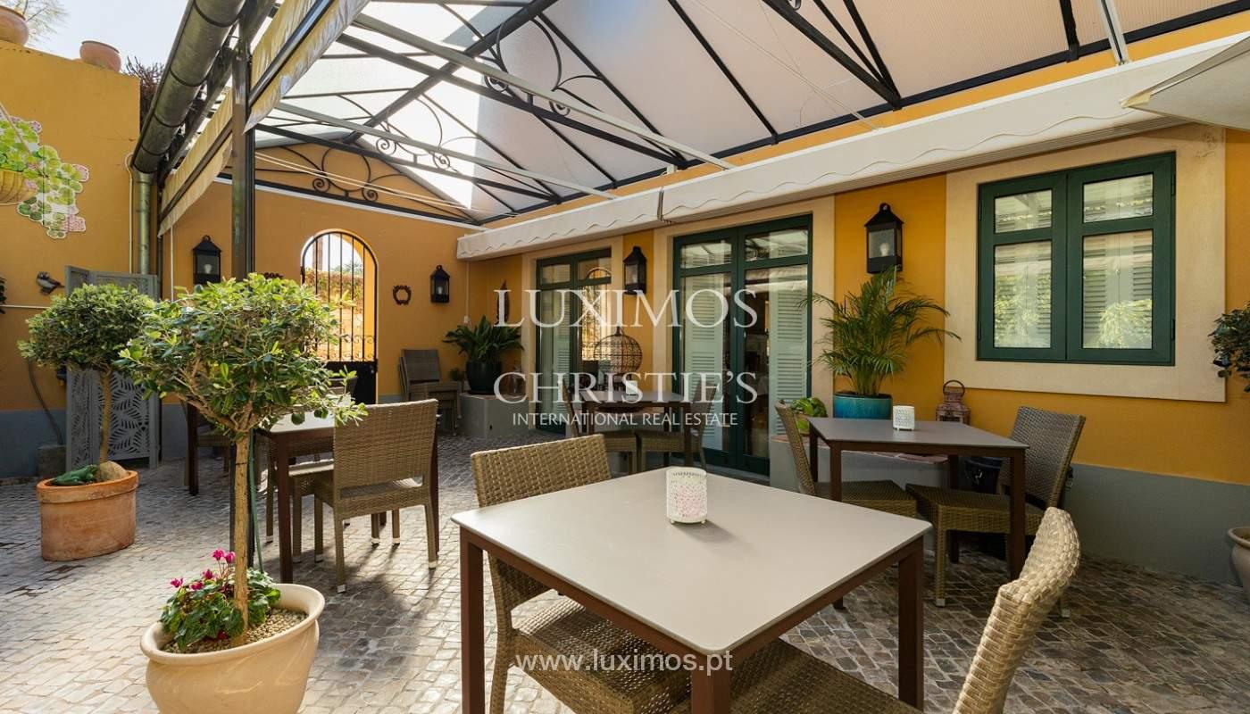Fantastische Villa mit Garten und Pool und Gebäude für gewerbliche Tätigkeit, Algarve_163078