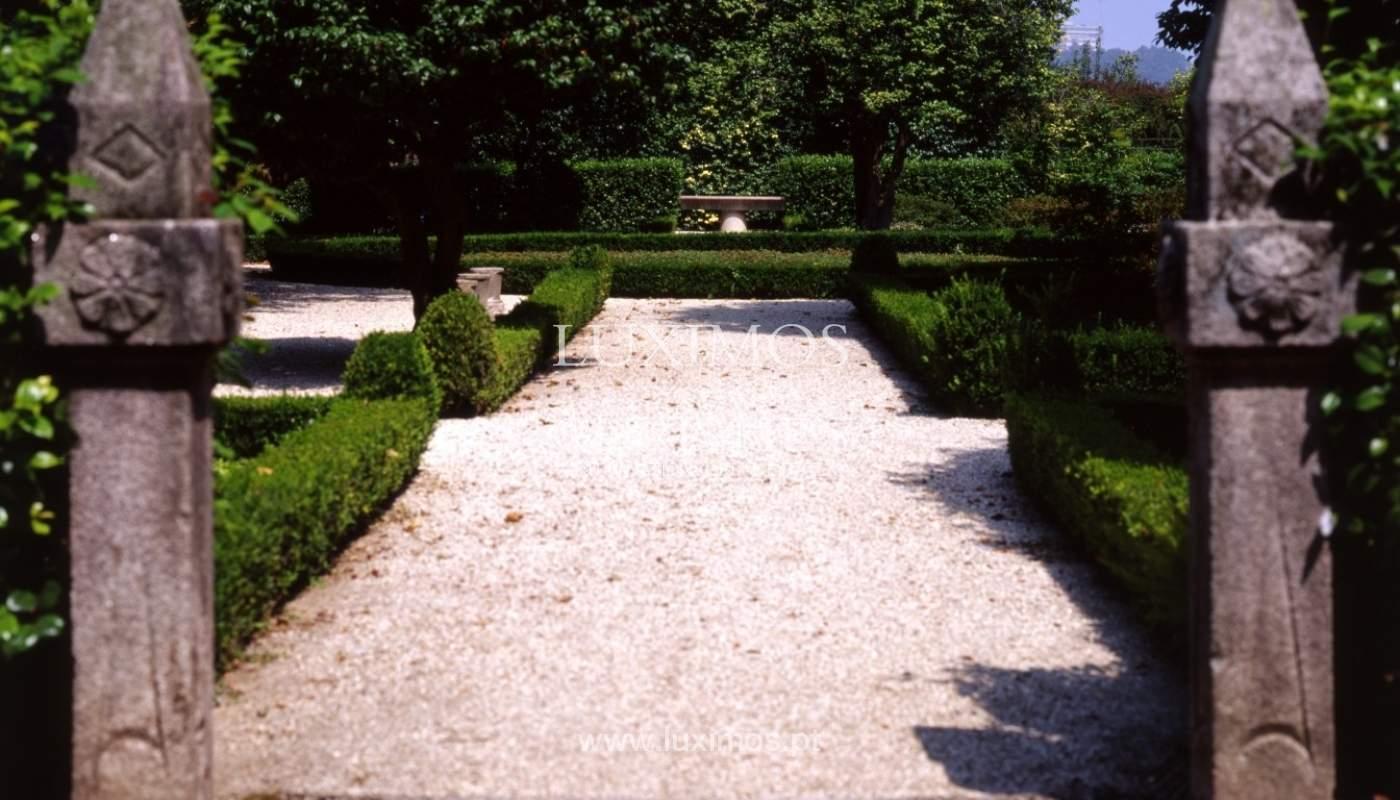 Manor villa with garden and lakes in Porto, Portugal_1632