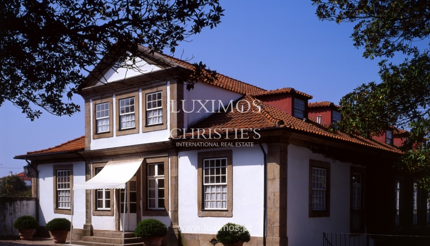 Manor villa with garden and lakes in Porto, Portugal_1633