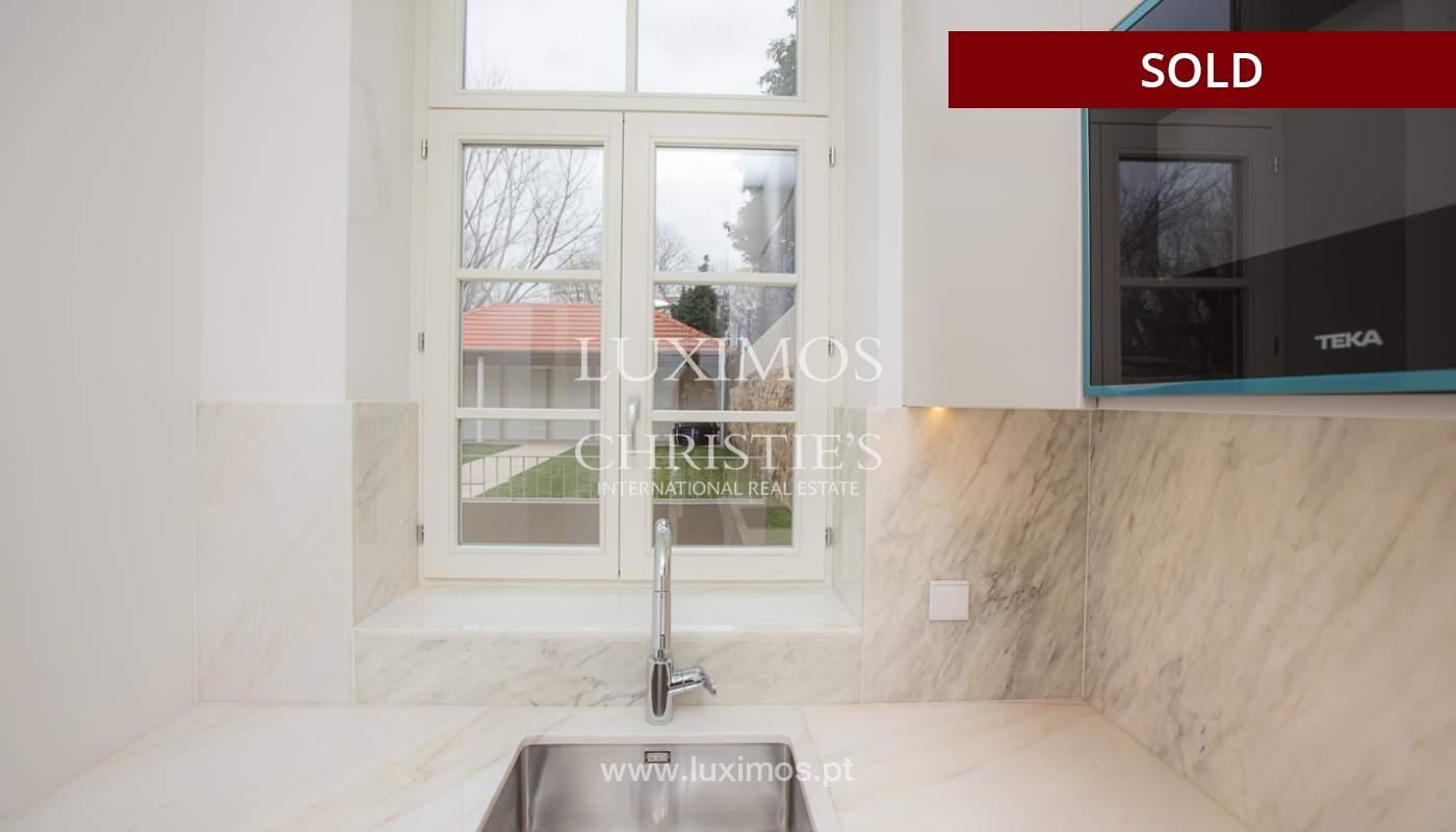 Venda de apartamento duplex novo com logradouro, em Vila Nova de Gaia_163546