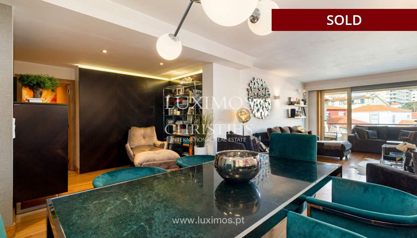 Wohnung mit Balkon, zu verkaufen, in Foz do Douro, Porto, Portugal_163770