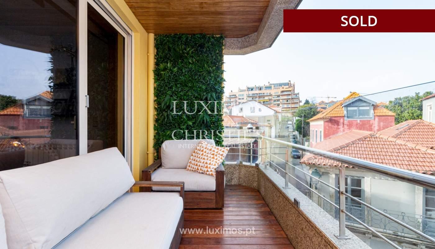 Wohnung mit Balkon, zu verkaufen, in Foz do Douro, Porto, Portugal_163789