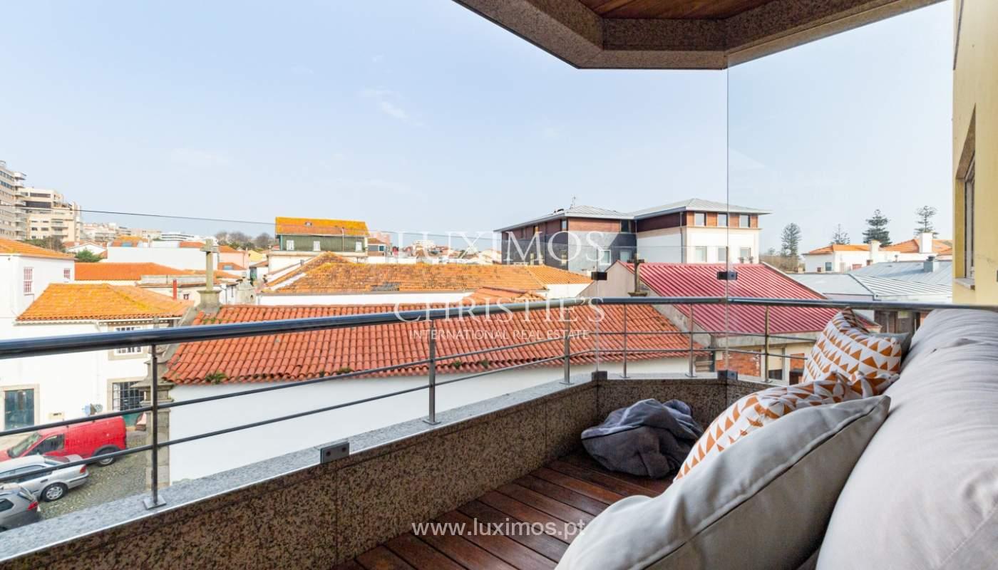 Wohnung mit Balkon, zu verkaufen, in Foz do Douro, Porto, Portugal_163790