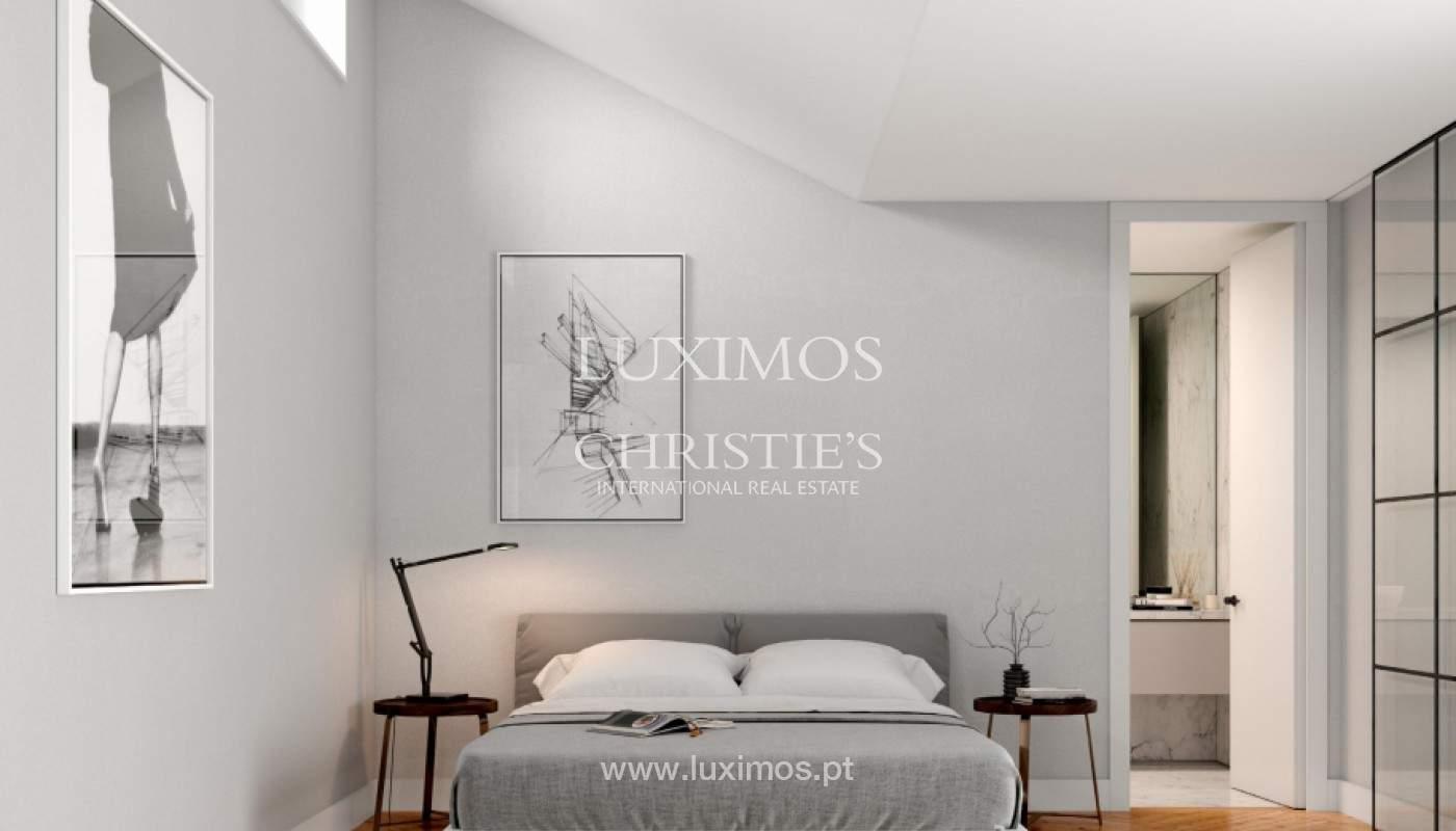 Apartamento con balcón y vistas al mar, en venta, en Foz do Douro, Oporto, Portugal_163881
