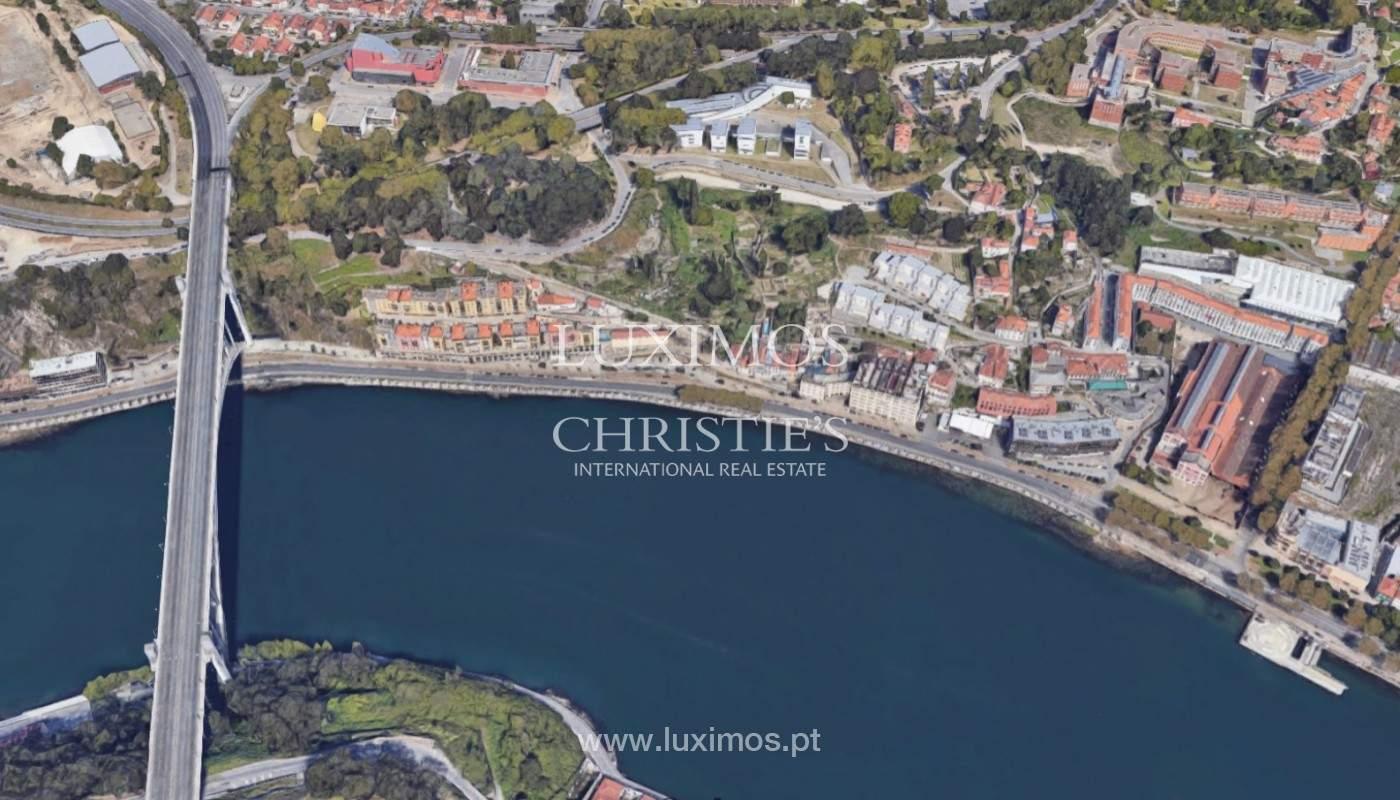 Appartement duplex avec vue sur la rivière, à vendre, à Porto, Portugal_164103