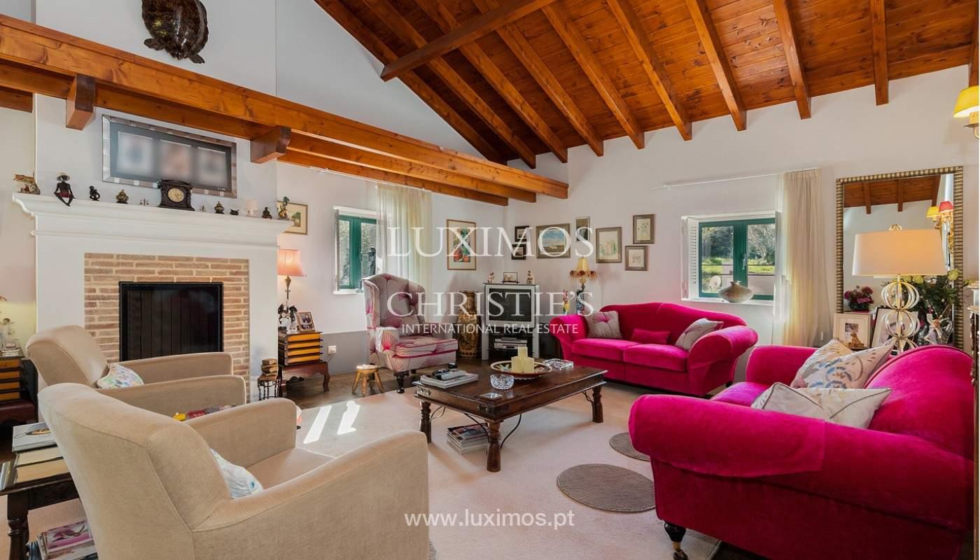 Fantastische Villa mit Garten und Pool und Gebäude für gewerbliche Tätigkeit, Algarve_164142