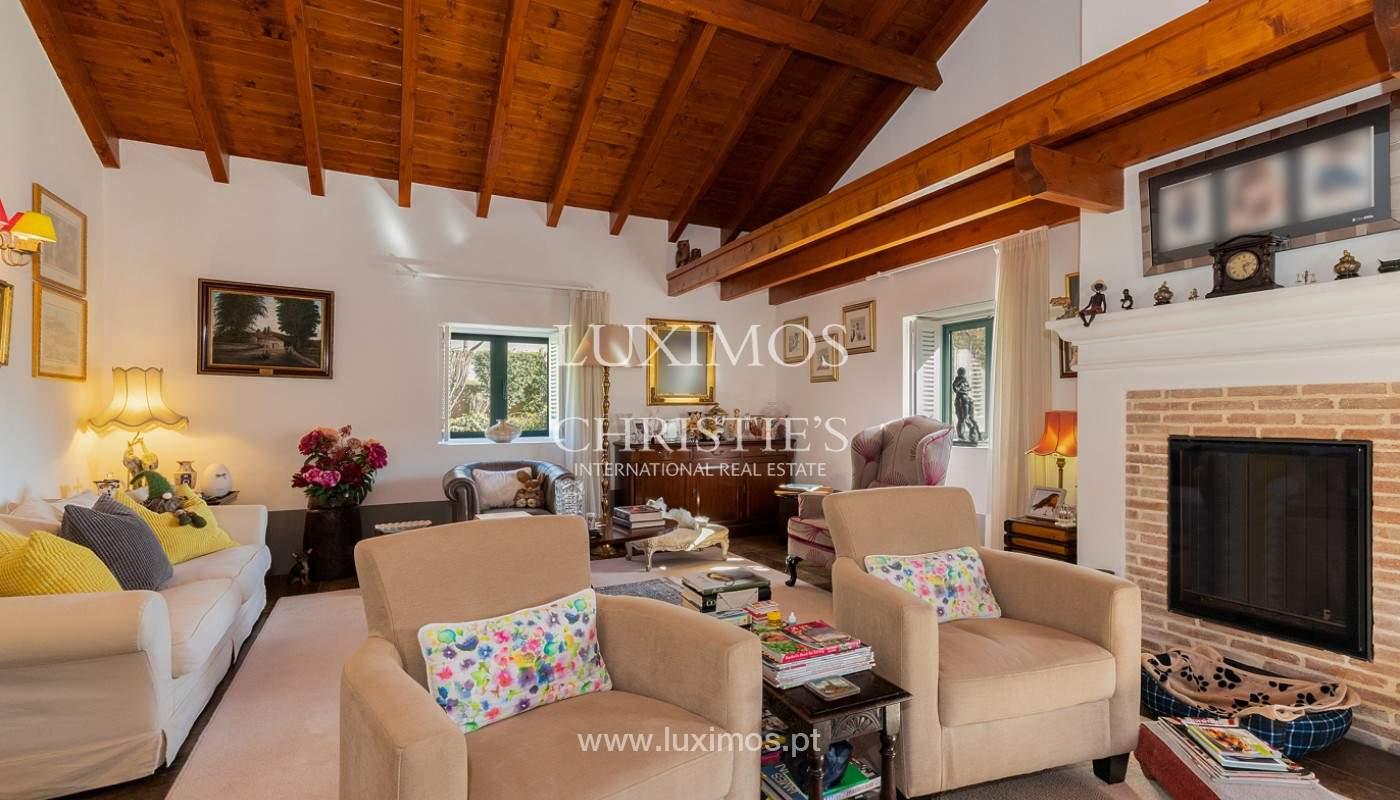 Fantastische Villa mit Garten und Pool und Gebäude für gewerbliche Tätigkeit, Algarve_164144