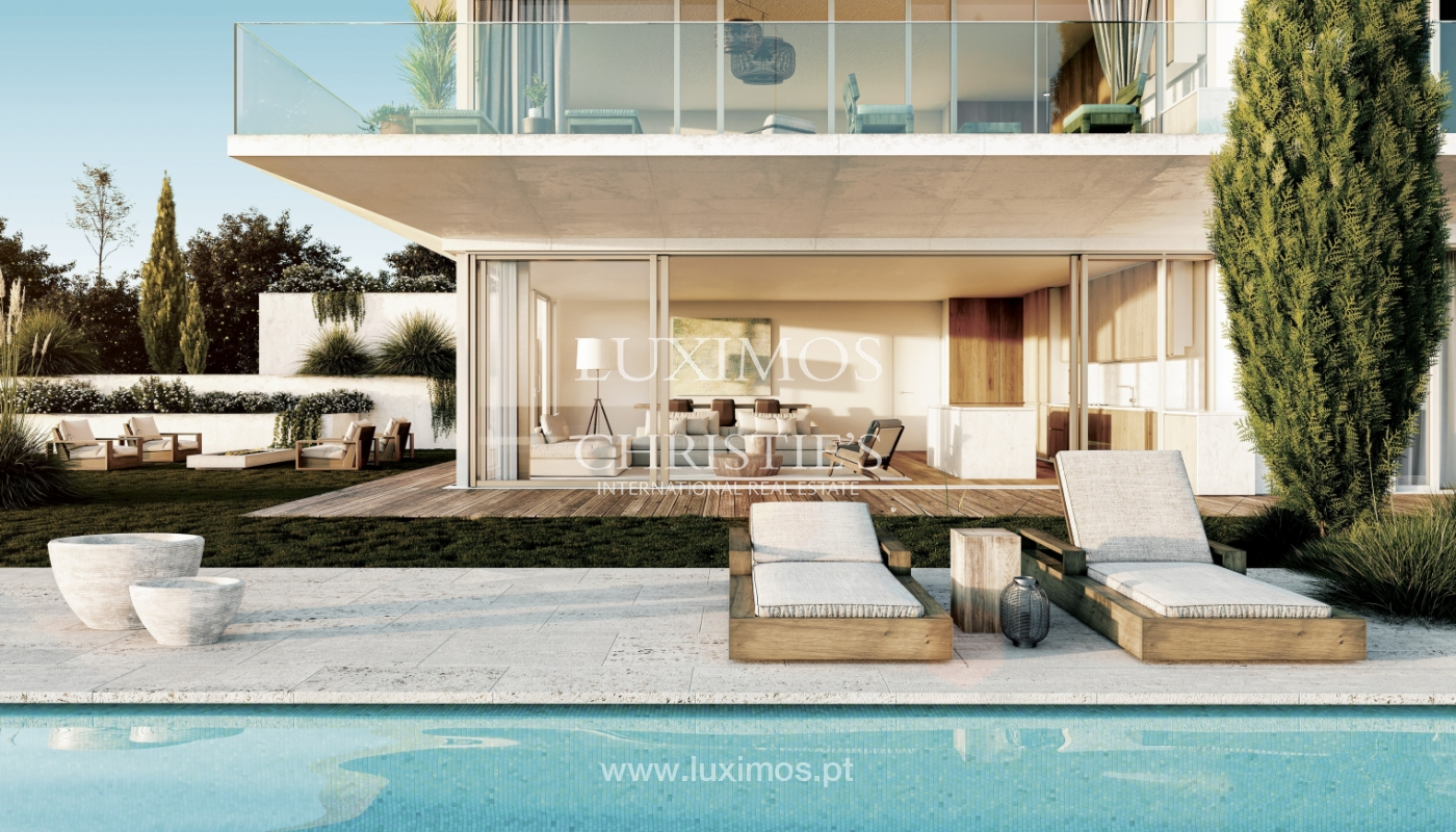 3-Schlafzimmer-Wohnung, private Anlage, Carvoeiro, Algarve_164480