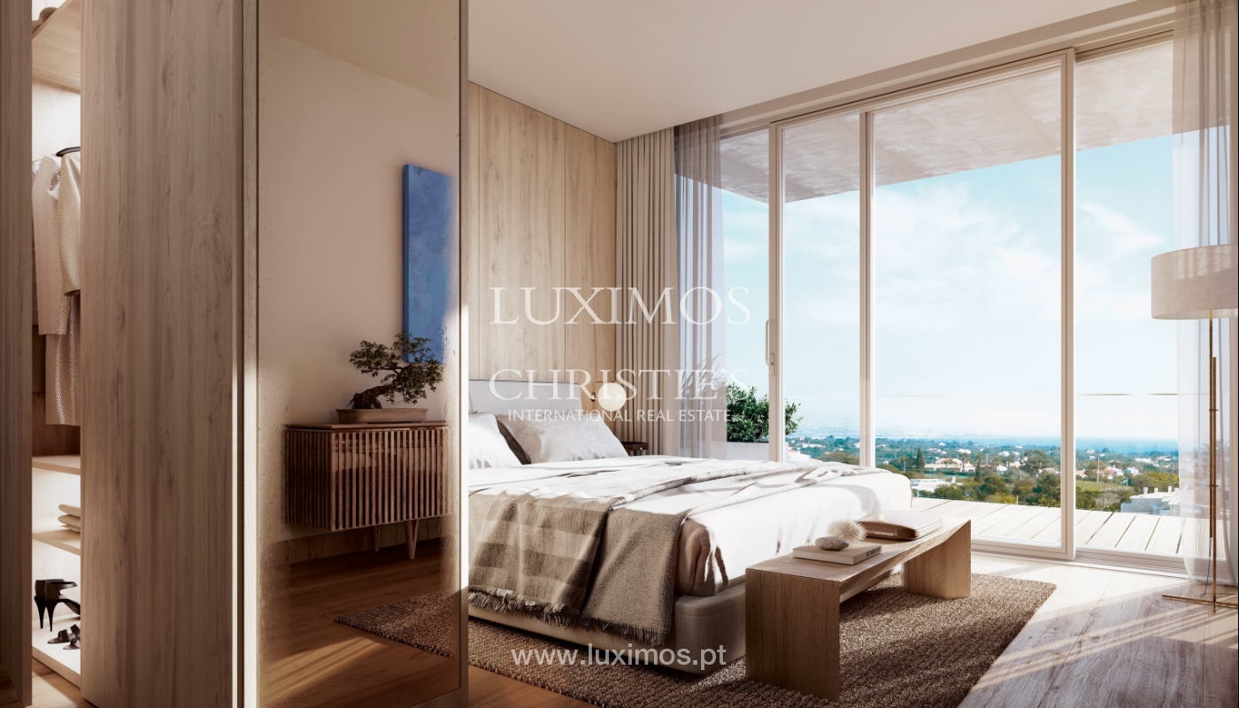 1-Schlafzimmer-Wohnung, private Anlage, Carvoeiro, Algarve_164710
