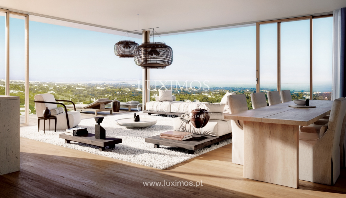 1-Schlafzimmer-Wohnung, private Anlage, Carvoeiro, Algarve_165089
