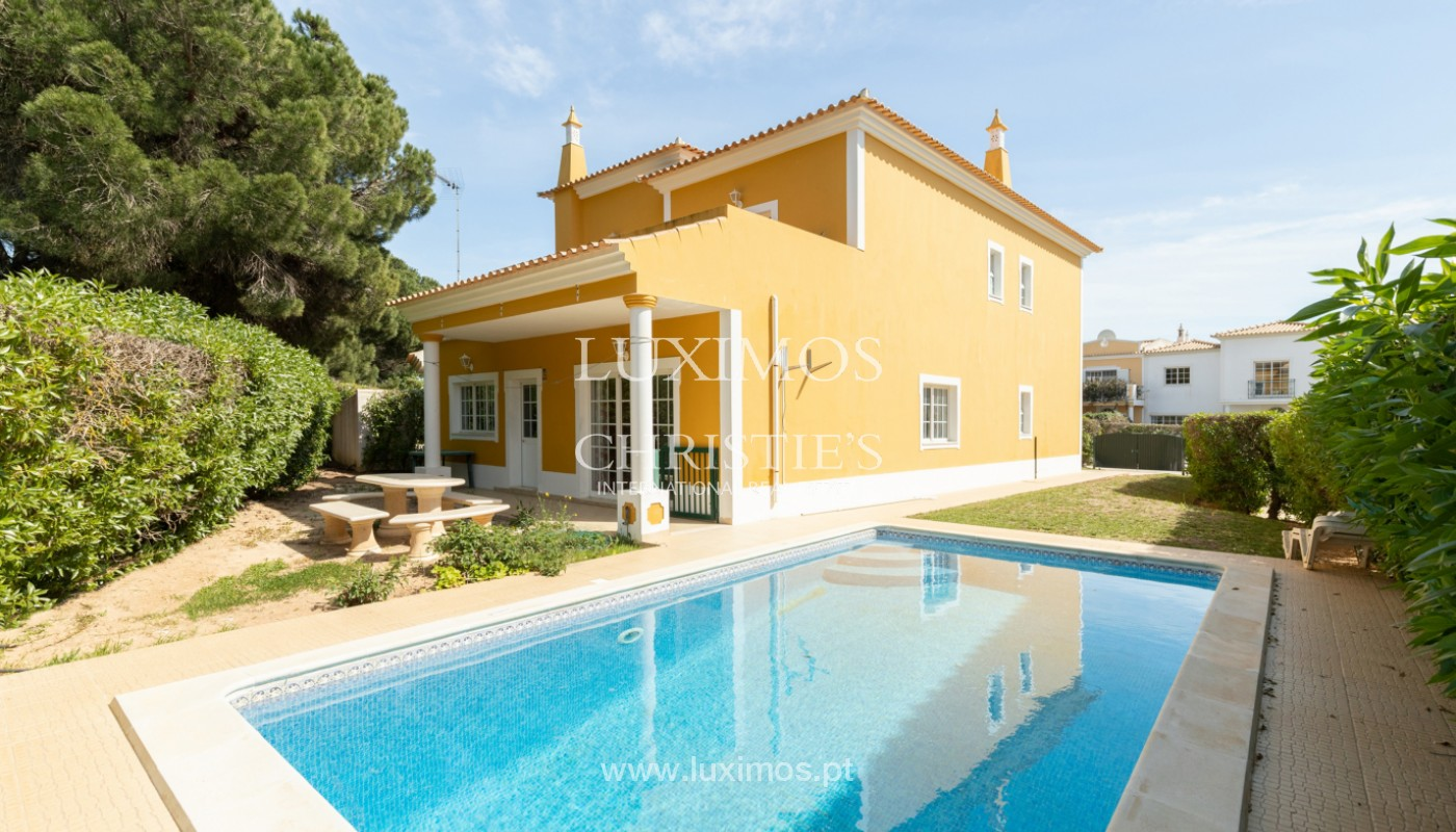 5 bedroom villa with swimming pool, Garrão, Almancil, Algarve_165321