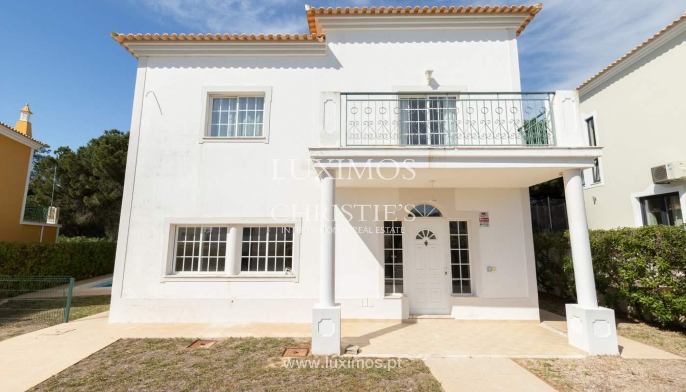 Villa de 3 dormitorios con piscina, Garrão, Almancil, Algarve_165332