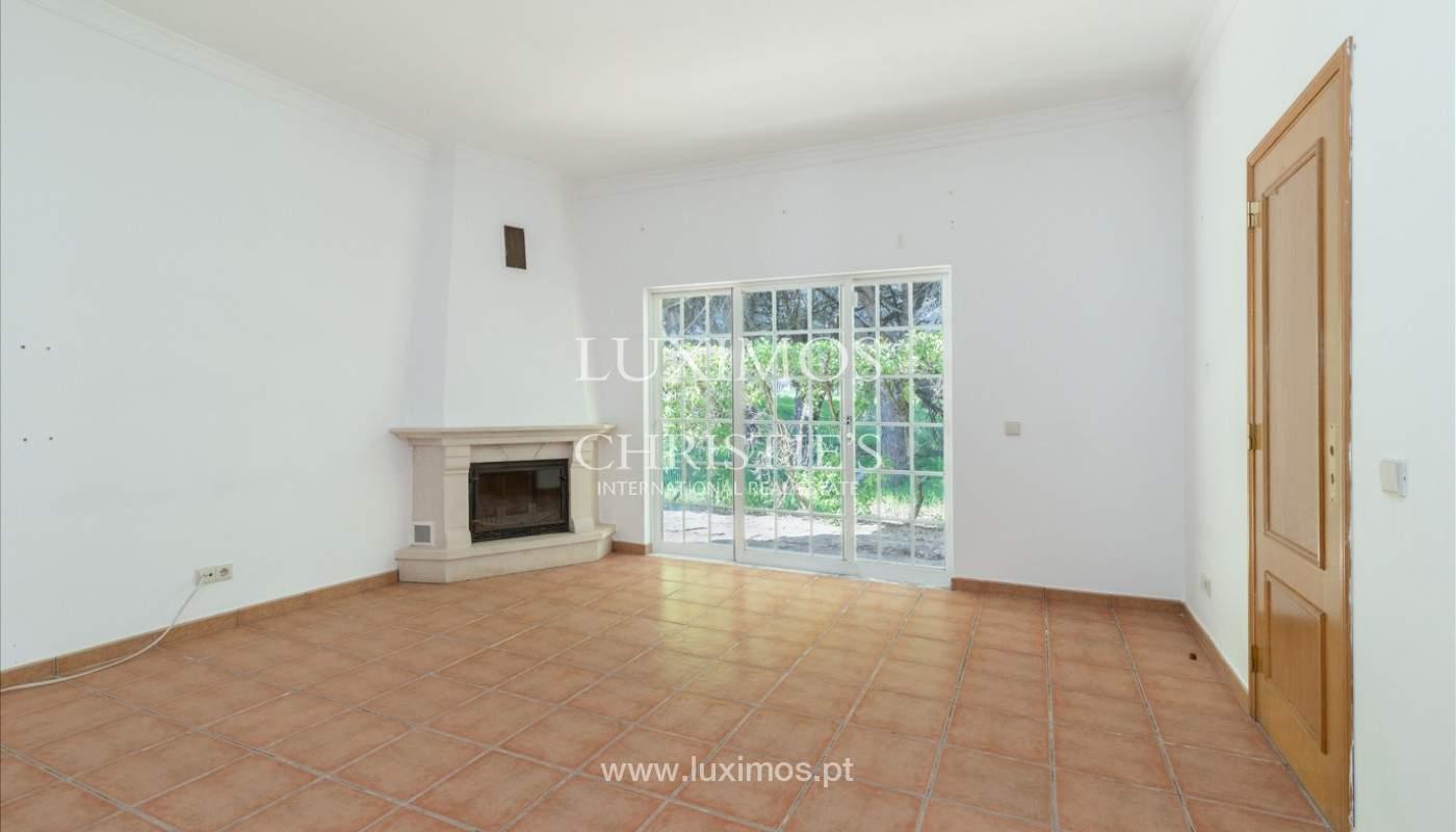 Villa de 3 dormitorios con piscina, Garrão, Almancil, Algarve_165334