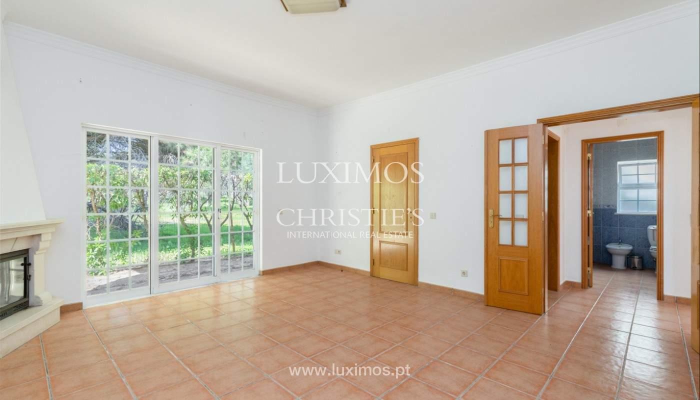 Villa de 3 dormitorios con piscina, Garrão, Almancil, Algarve_165335
