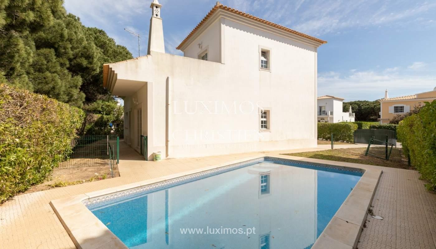 Villa de 3 dormitorios con piscina, Garrão, Almancil, Algarve_165349