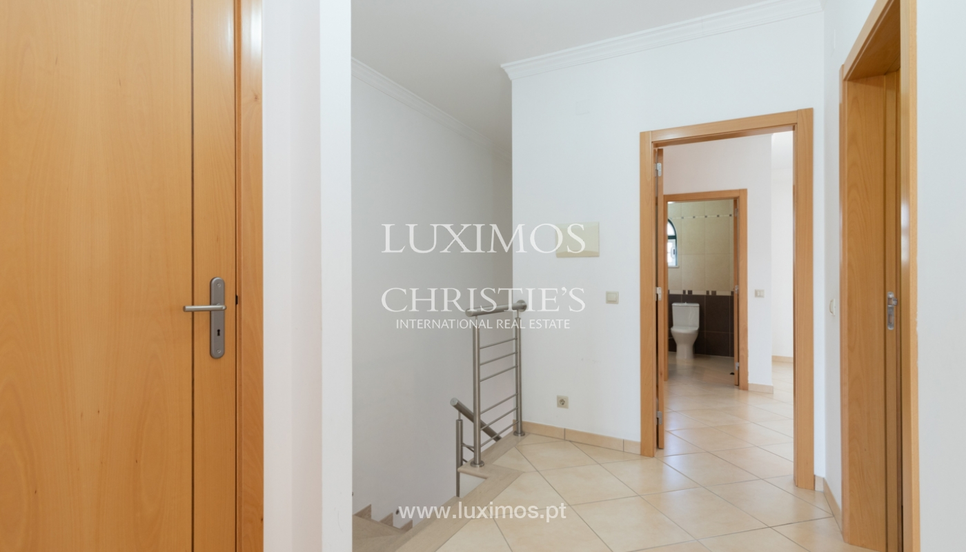 Moradia V3, condomínio privado, Albufeira, Algarve_165386
