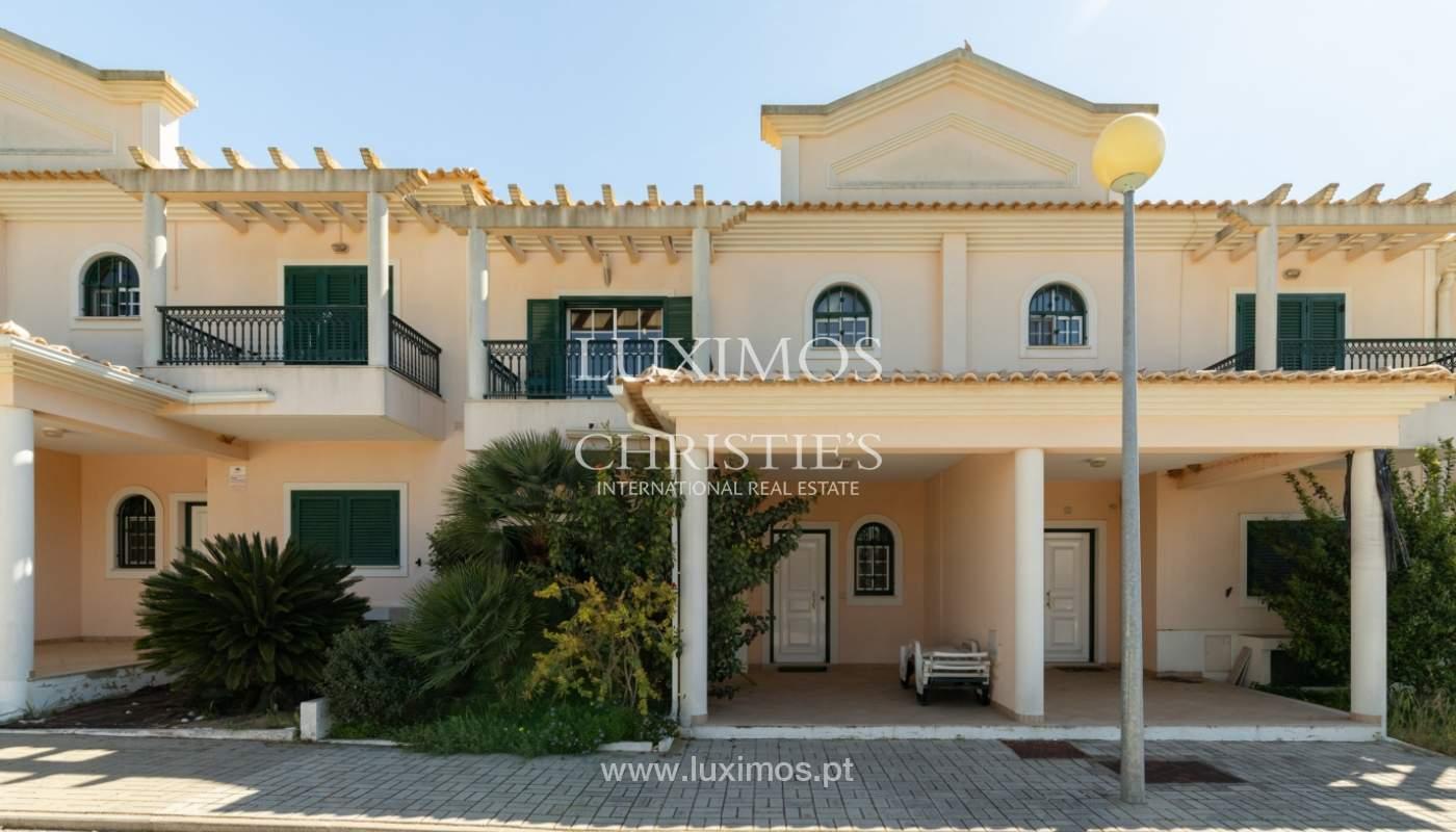 Moradia V3, condomínio privado, Albufeira, Algarve_165387