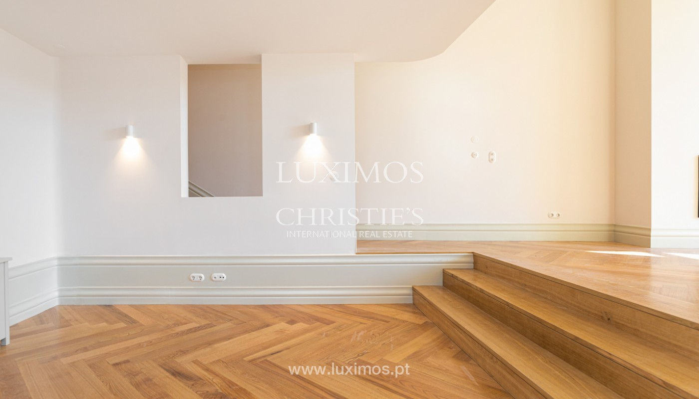 Venda apartamento duplex novo, empreendimento de luxo, Cedofeita, Porto_165707