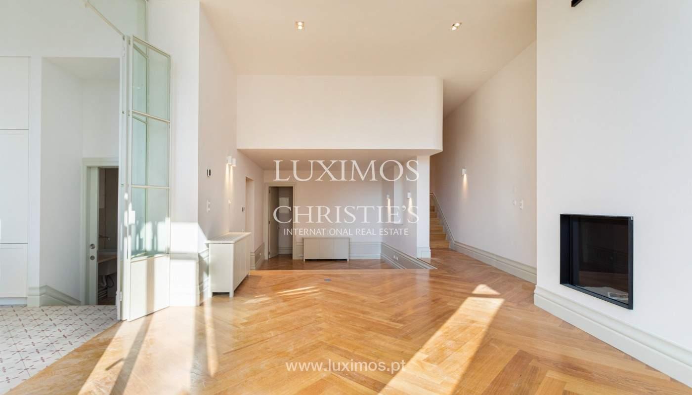 Venda apartamento duplex novo, empreendimento de luxo, Cedofeita, Porto_165708