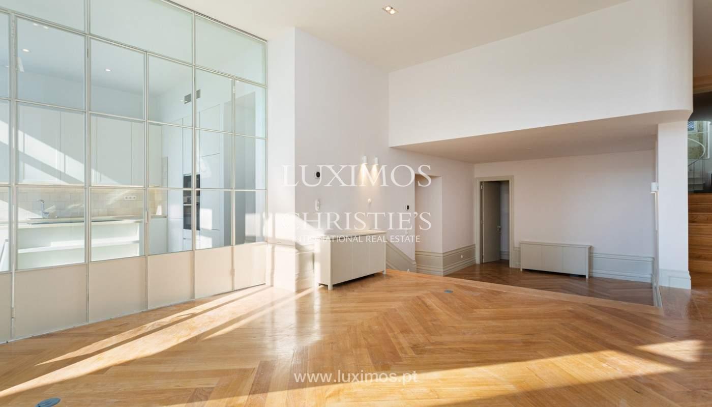 Venda apartamento duplex novo, empreendimento de luxo, Cedofeita, Porto_165709