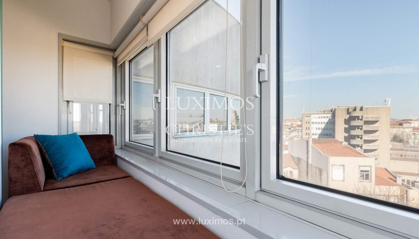 Apartamento con vistas al río, en venta, en el centro de Oporto, Portugal_165760