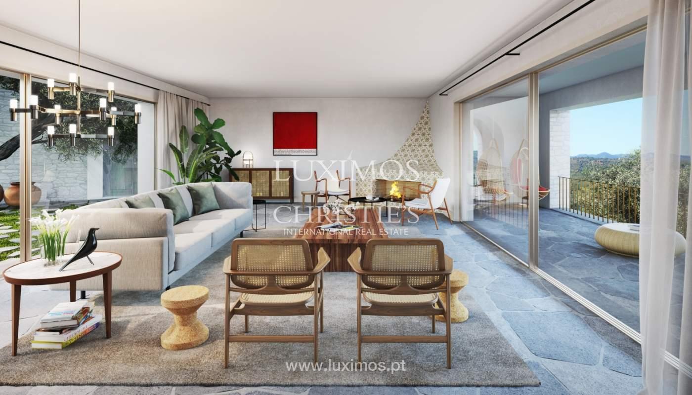 5 Schlafzimmer Luxus-Villa, exklusives Resort, Querença, Algarve_165829