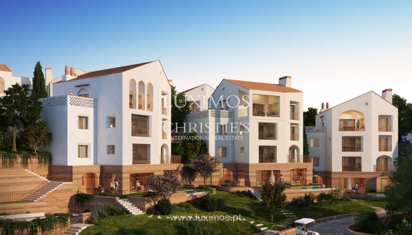 Apartamento de 2 dormitorios con piscina, resort exclusivo, Querença, Algarve_165877
