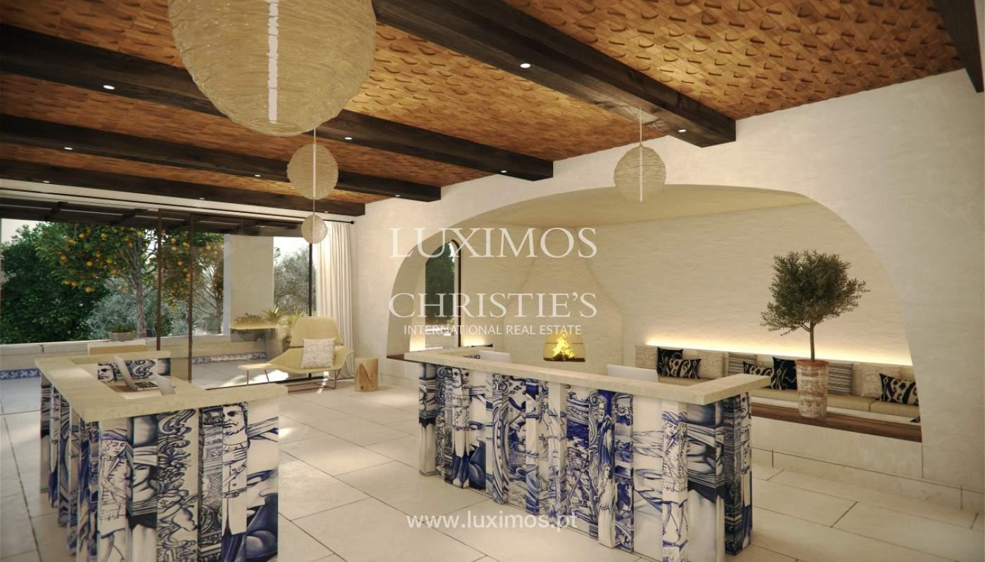 Apartamento de 2 dormitorios con piscina, resort exclusivo, Querença, Algarve_165882