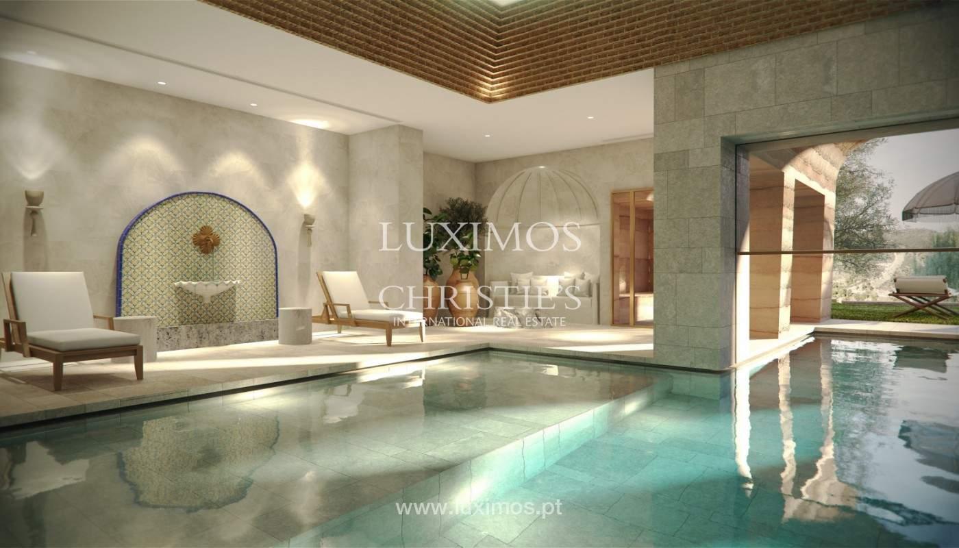 Apartamento de 2 dormitorios con piscina, resort exclusivo, Querença, Algarve_165886