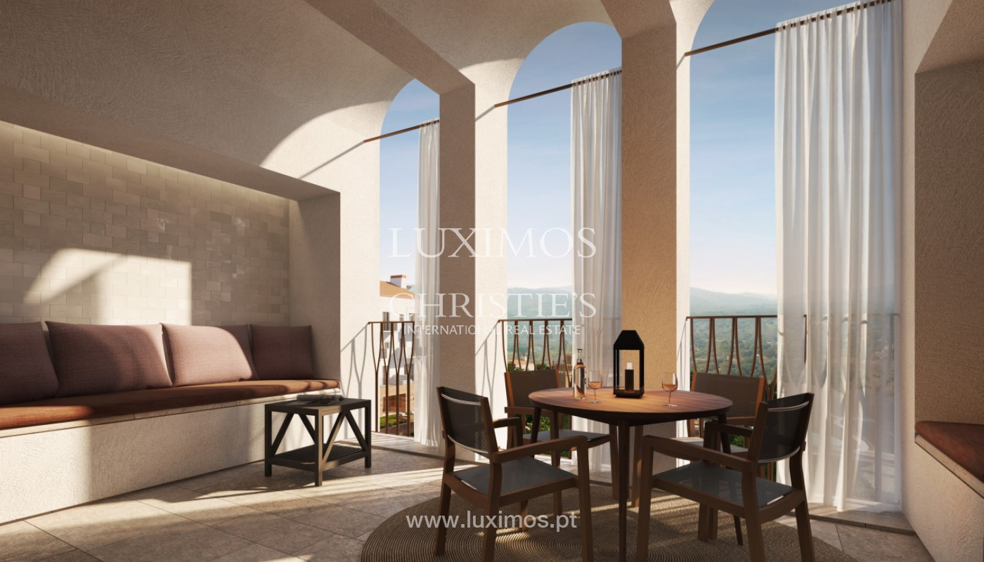 Apartamento de 2 dormitorios con piscina, resort exclusivo, Querença, Algarve_165893