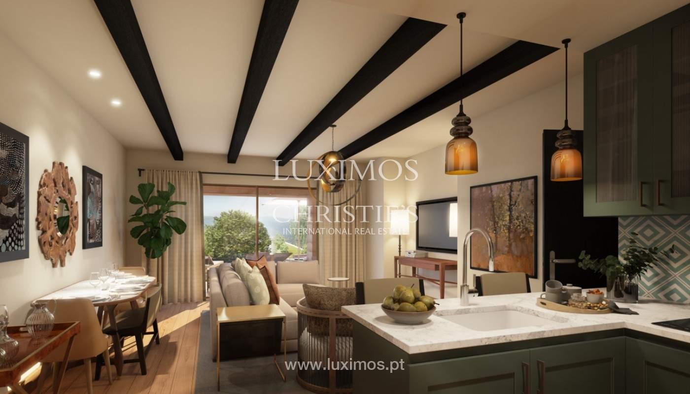Apartamento de 2 dormitorios con piscina, resort exclusivo, Querença, Algarve_165898