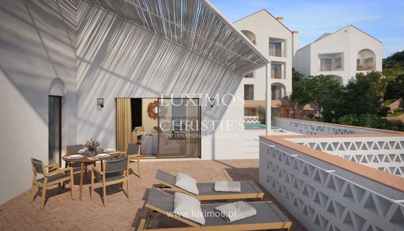 Apartamento de 2 dormitorios con piscina, resort exclusivo, Querença, Algarve_165907