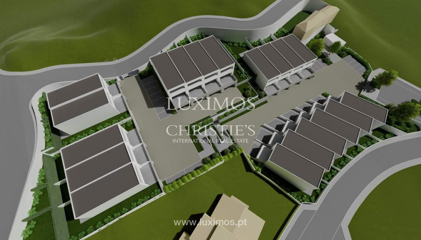 Venta: Terreno con PIP aprobado para la construcción de villas, V.N. Gaia, Oporto, Portugal_165914
