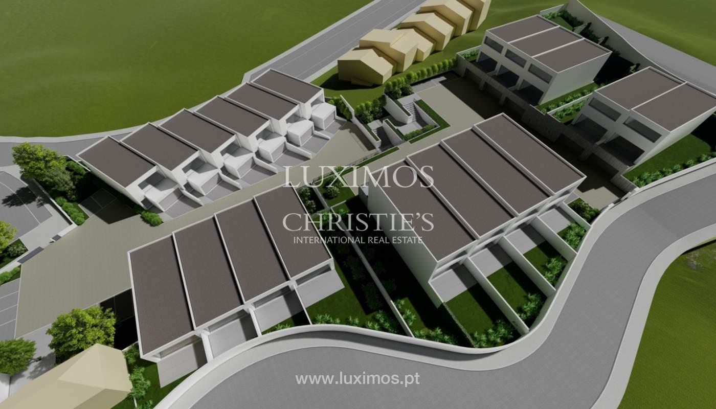 Venta: Terreno con PIP aprobado para la construcción de villas, V.N. Gaia, Oporto, Portugal_165916