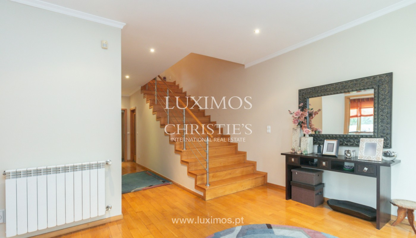 Modern villa with covered terrace, for sale, in Matosinhos, Portugal_165948